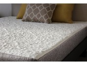 "Multimo Full XL  8"" Gel Memory Foam Mattress"
