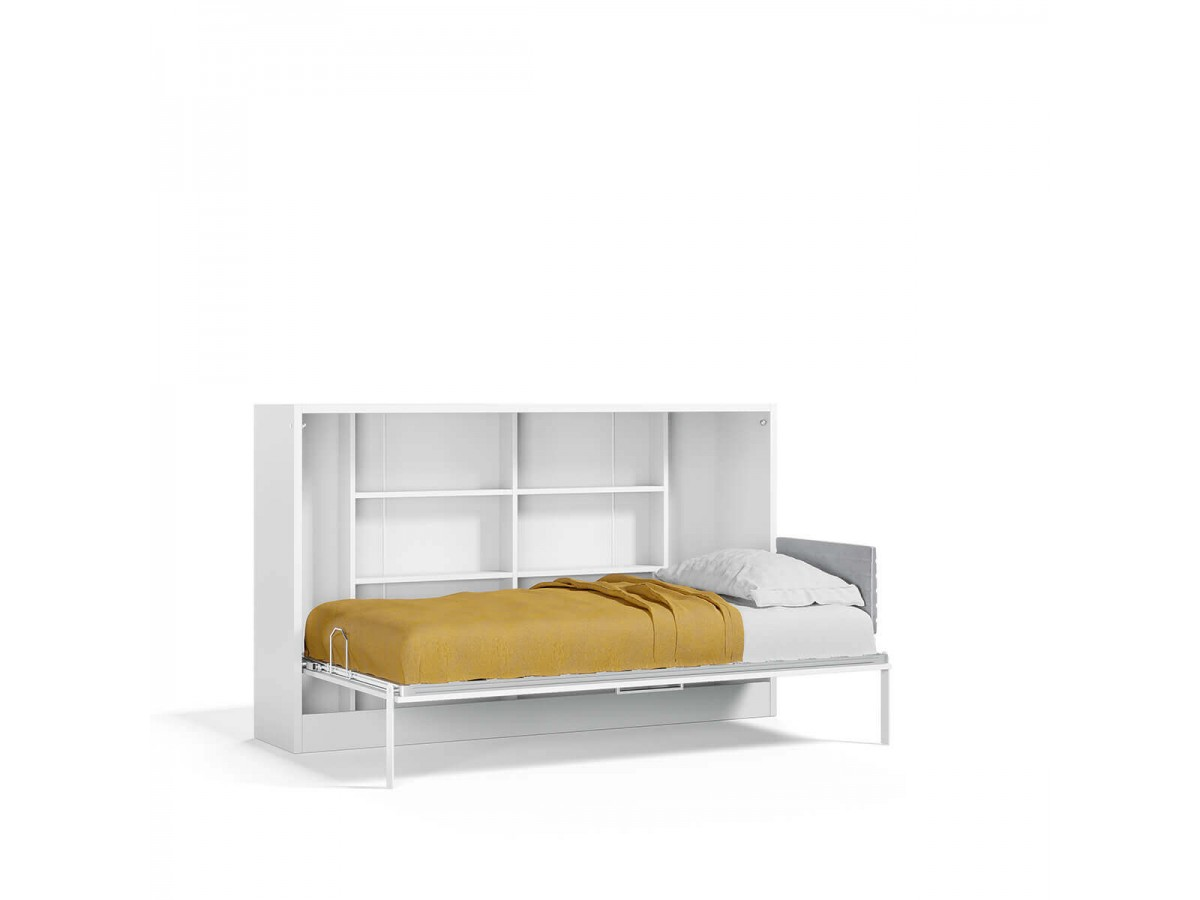 Twin Size Murphy Wall Bed Spazio