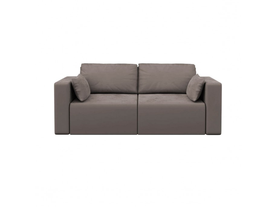 Royal Vertical Full 2 Seat Sofa
