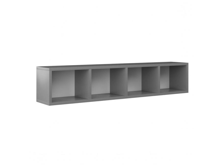 Open Horizontal Bookshelf