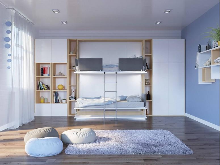 Single Bookcase