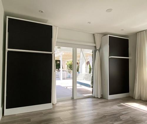 Royal Twin / Twin XL Wall Bed 2