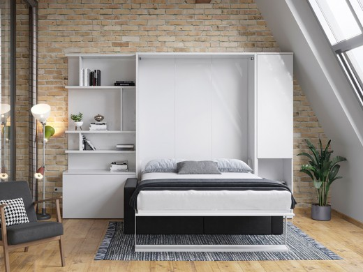 Royal Custom Wall Bed Furniture Set
